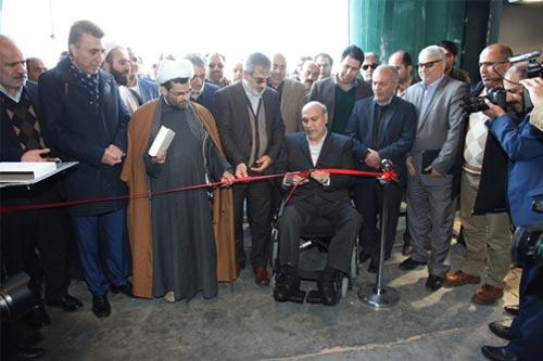 بازدید معاون محترم وزیر جهاد کشاورزی و استاندار محترم استان البرز
