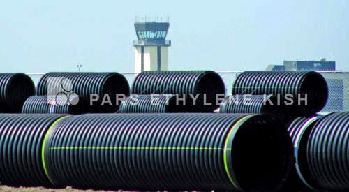 کاربرد لولههای پلی اتیلن در فرودگاه