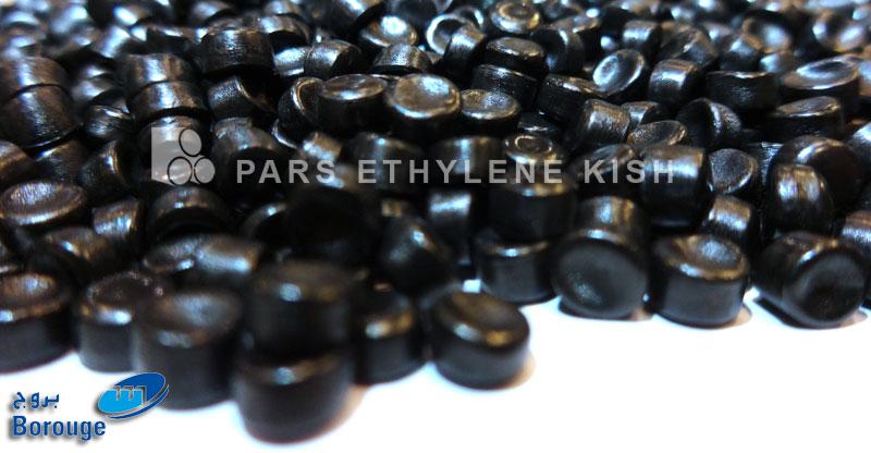 مواد مشکی پلی اتیلن - بروج