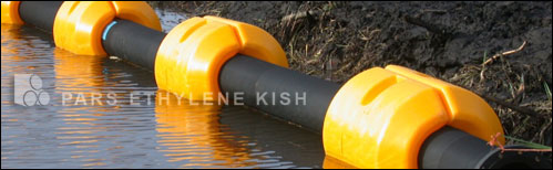 HDPE Pipe in Dredinging