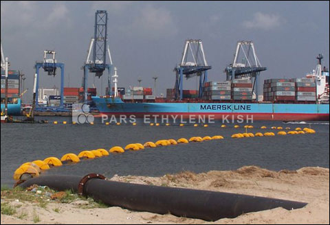 HDPE Pipe in Dredging