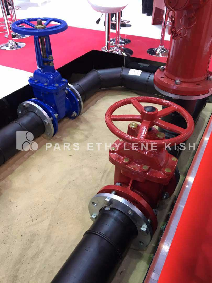 کاربرد لوله و اتصالات پلی اتیلن در سیستم آتشنشانی