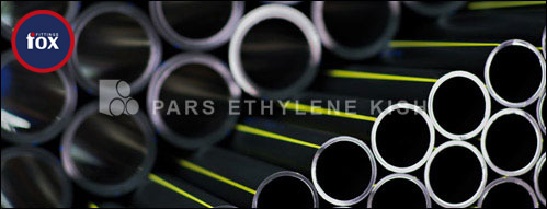 PE pipes for gas supply