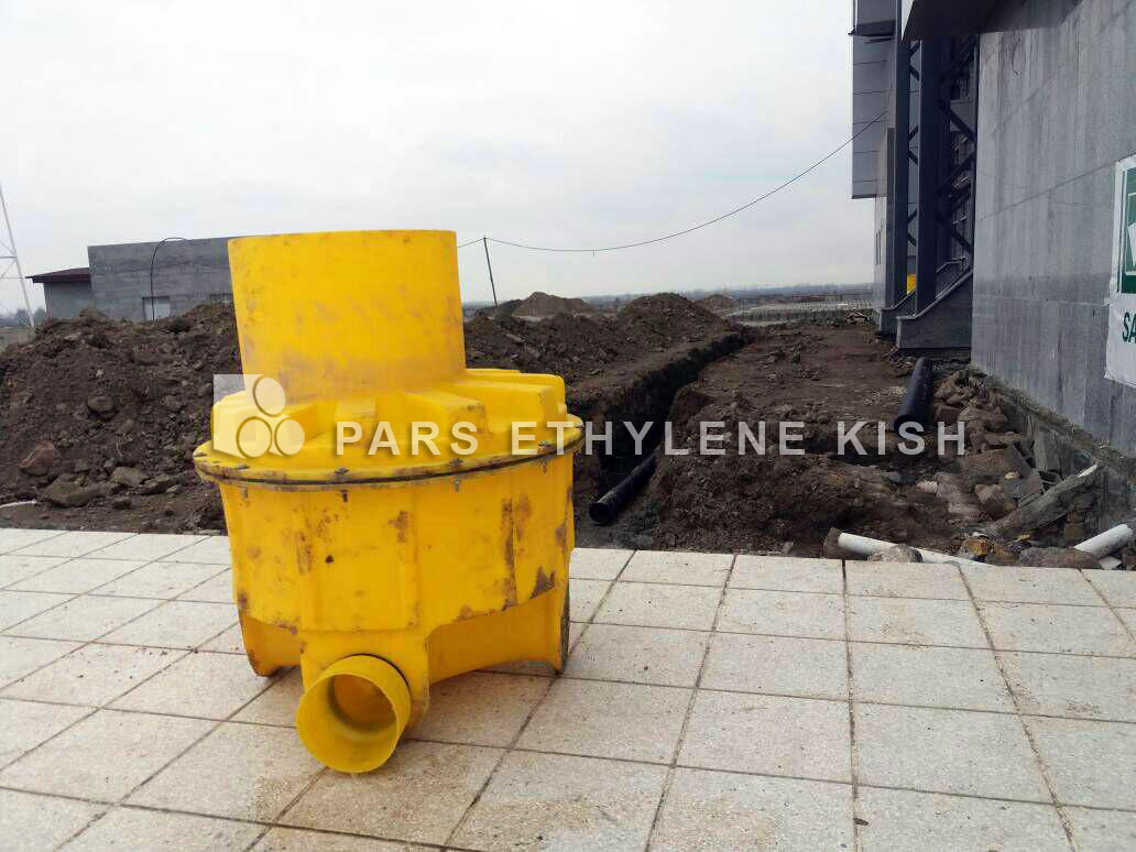 HDPE Pipe Winder