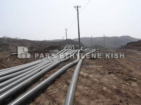 کاربرد لولههای پلی اتیلن در معدن