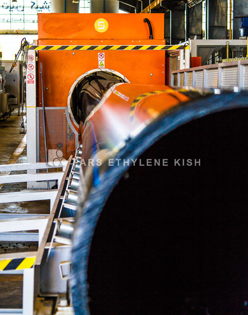 تولید لوله پلی اتیلن