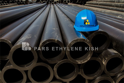 PE pipe Pars Ethylene Kish