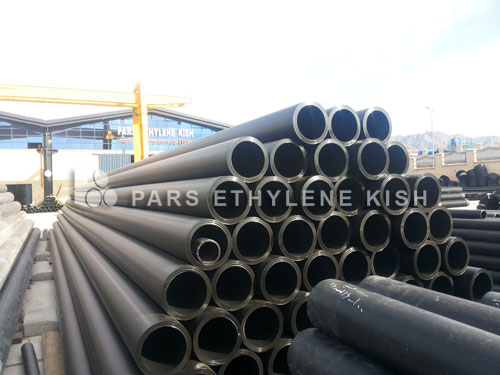 Storage, maintenance and handling of polyethylene pipes