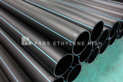 Storage, maintenance and handling of polyethylene pipes