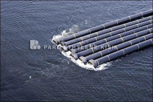 HDPE Pipe in Sea