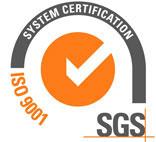 گواهینامه ISO 9001 پارس اتیلن کیش