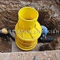 Polyethylene Manhole Instalation
