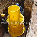 Production of Polyethylene Manhole