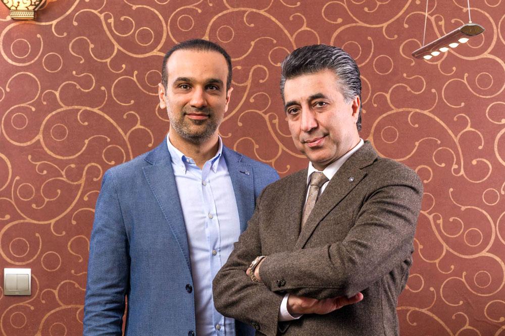 managers of Pars Ethylene Kish