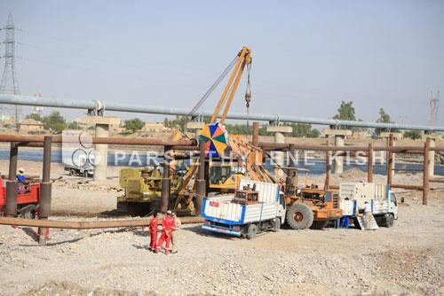 تعمیرات خطوط گاز