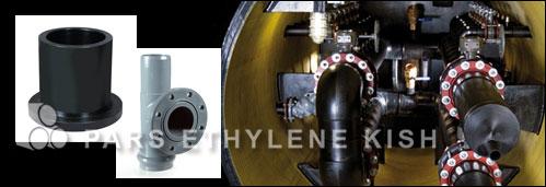 فلنج پلی اتیلن چیست ؟