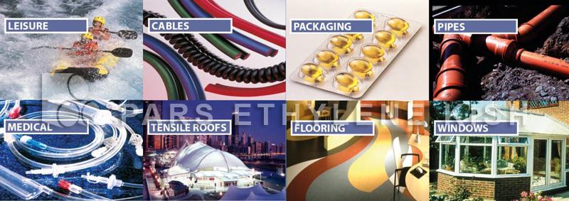 کاربردهای PVC