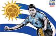 پوستر تیم اروگوئه