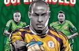 پوستر تیم ملی نیجریه