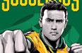 پوستر تیم ملی استرالیا
