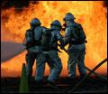 لوله های آتش نشانی