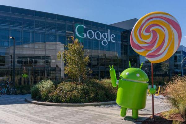 ساختمان گوگل