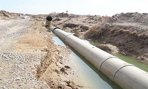 مطالعه برای تامین آب ١٧ استان از دریا