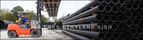 HDPE pipe manufactur