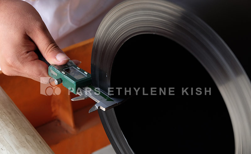 Test HDPE Pipe