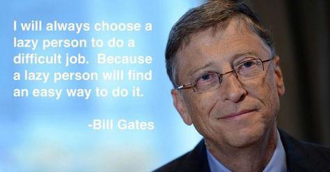 توصیه افراد موفق