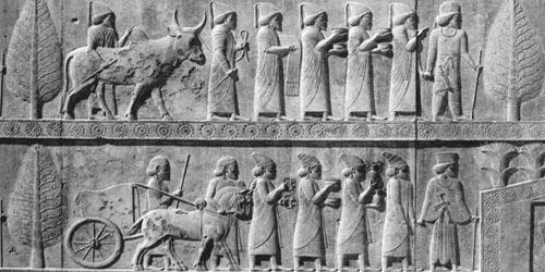 جشنهای ایرانیان باستان