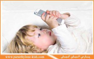 تاثیر امواج موبایل بر کودکان
